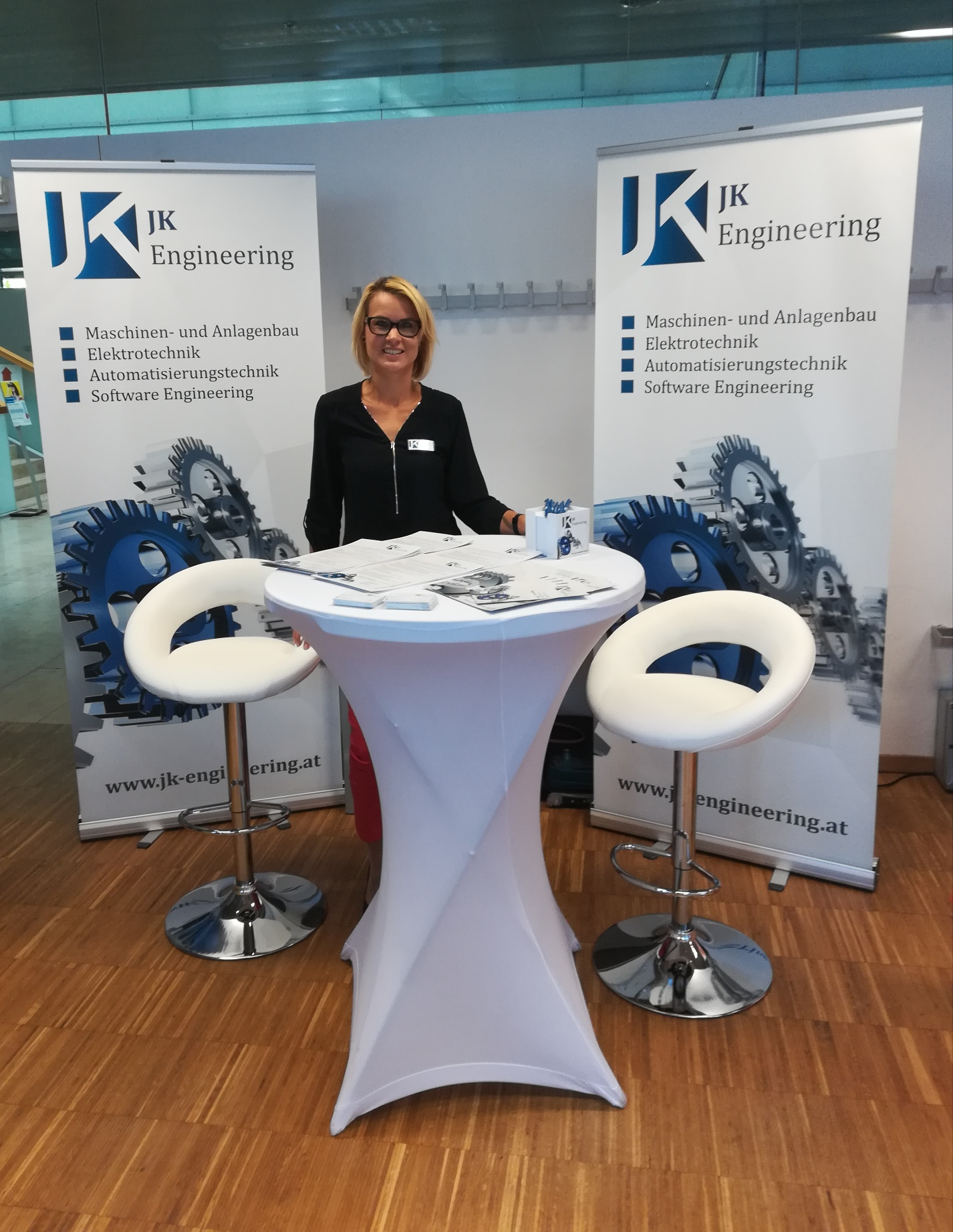 Karrieremesse FH Wels 01 102018